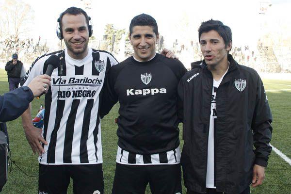 Feliz estreno para Cipolletti en el Argentino A