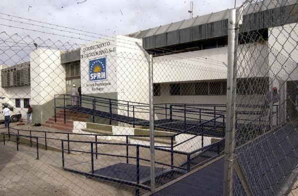 Intento de fuga masivo de la cárcel de Roca