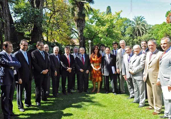 Saiz, en debate por fondos con CFK