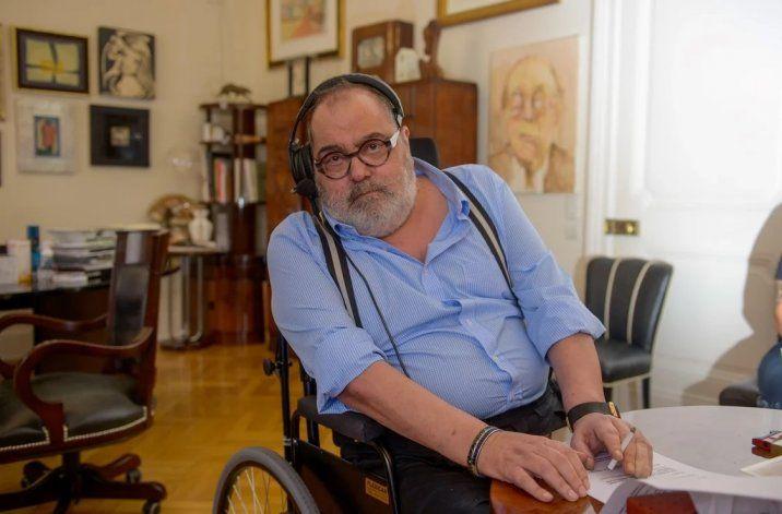 Jorge Lanata está internado en un sanatorio de Miami