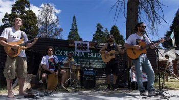 De Bariloche a Neuquén, un proyecto musical cargado de reggae