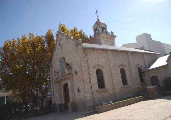 "Buscan declarar monumento histórico a la Capilla ""La Sagrada Familia"""