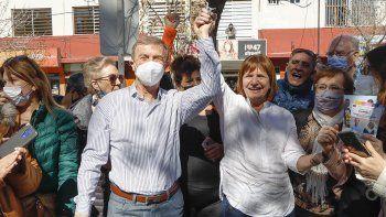 patricia bullrich en cipolletti: la gente me pide como presidenta