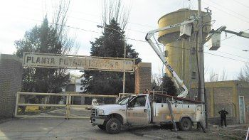 dos importantes obras electricas mejoraran el servicio en cipolletti