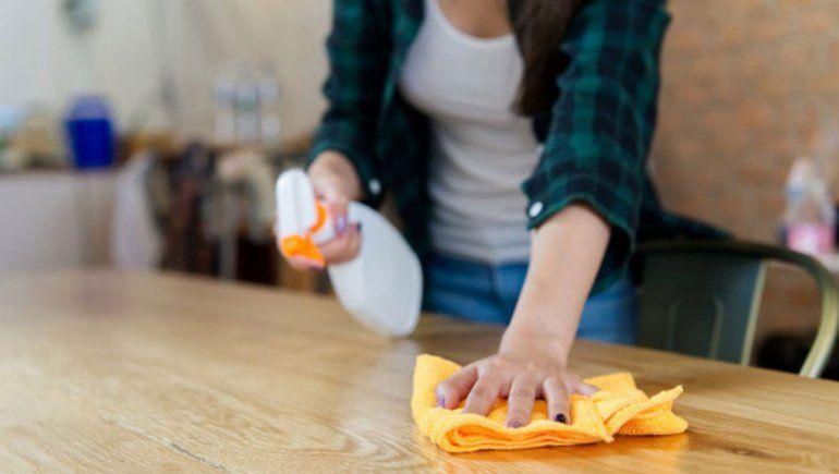 Aumento salarial al personal doméstico: ¿cuánto cobrarán en junio?