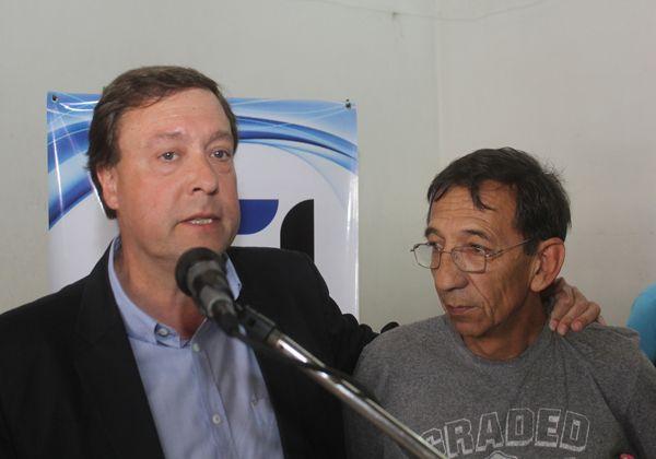 """Lanzaron el Programa Vial """"Río Negro Te Cuida"""""""