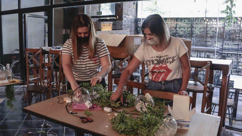 Agustina Niembro y Camila Pomiès, de Estudio Abitacolo, fueron las encargadas de resideñar el concepto.