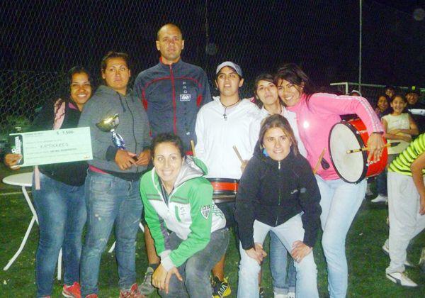 Kamikazes fue campeón en Las Reinas del 8