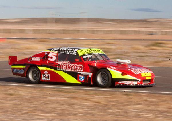 Alessi fue el más rápido en Centenario