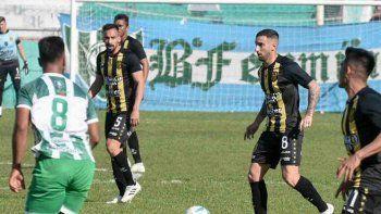 Olimpo perdió dos puntos sobre la hora contra Desamparados.
