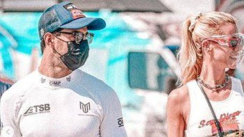 Nicole Neumann le hizo un especial pedido a Manu Urcera