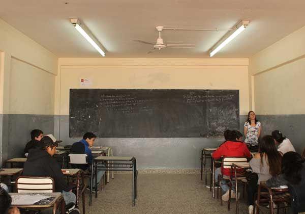 Con gran asistencia avanzan las clases de verano para alumnos secundarios