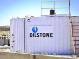 El incendio se produjo en un tanque de Oilstone (Foto archivo).