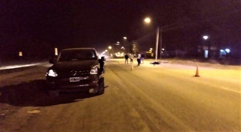 Testigos del accidente aseguran que el conductor de la Amarok mintió