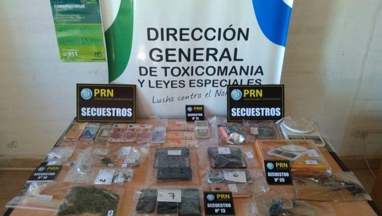 Banda narco de Roca usaba a una nena de 12 años para vender droga