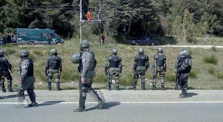 Mapuches le piden a Francisco que intervenga en el desalojo de Villa Mascardi