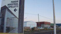 empresarios del parque industrial, en alerta por tomas