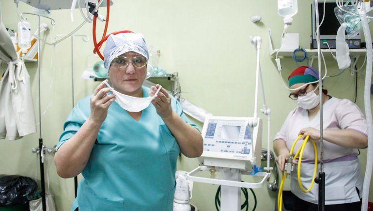 La cantidad de pacientes de Covid sigue bajando en Río Negro