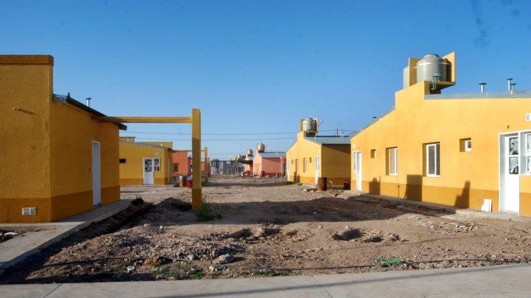 La construcción de viviendas en Cipolletti no puede detenerse