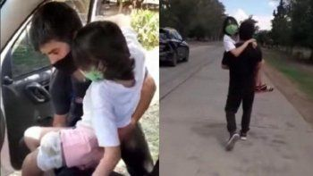 Tras el escándalo en Santiago del Estero, internaron a Abigail