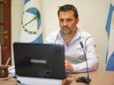 Martínez presentó el proyecto de ley petrolera en el Senado