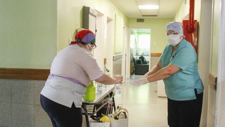 Provincia: hubo 48 muertes por coronavirus en 5 días