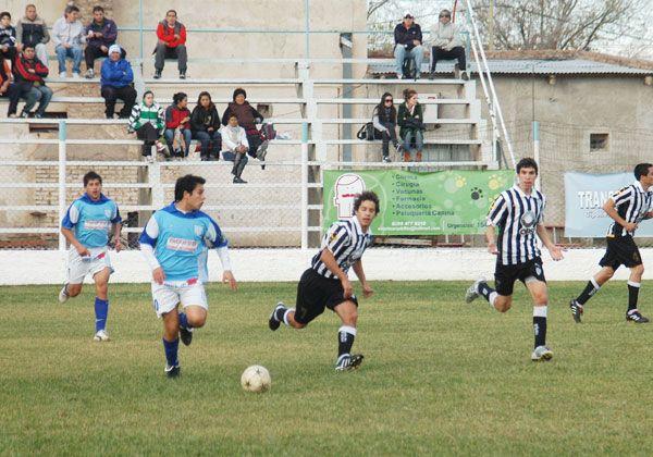 Programación de la novena fecha de la Liga Deportiva Confluencia