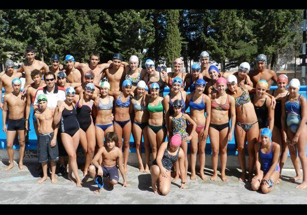 Provincial de natación en Choele Choel