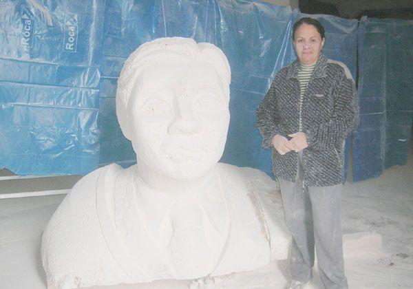 Nuevo monumento a Ceferino