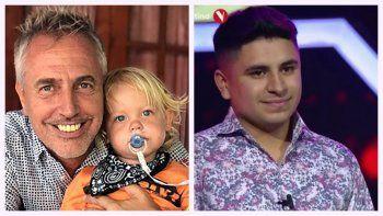 El tierno regalo de Marley y Mirko al hijo recién nacido de Francisco Benítez