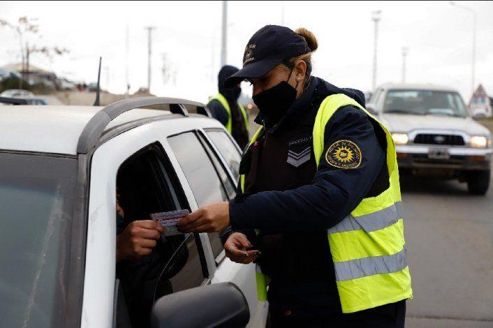 Policía de Río Negro comenzó con los operativos de control