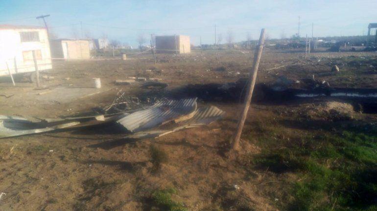 Investigan la muerte de un joven en un incendio en Las Grutas