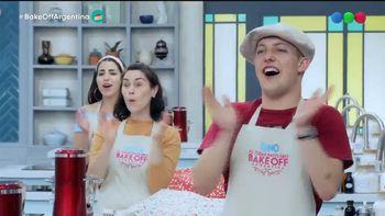 La sorpresiva visita que recibieron los participantes de Bake Off