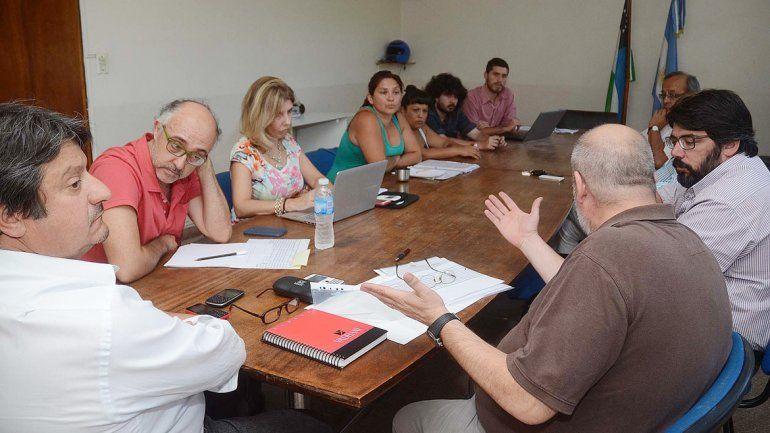 En el último encuentro entre la CTA y autoridades de la UNCo no hubo acuerdo.