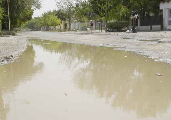 Municipio y ARSA combaten pérdidas de agua
