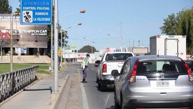 Puentes carreteros: la mayoría circuló con autorización