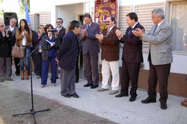Se inauguraron las refacciones del Centro de Salud de Tres Luces