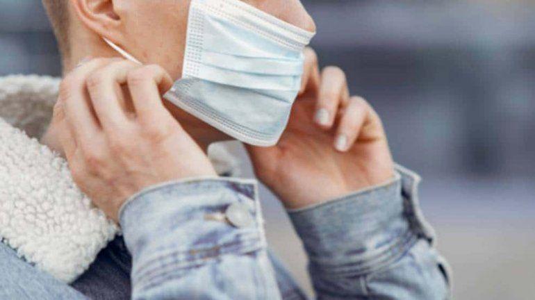 En Cinco Saltos, el uso de protectores faciales o barbijos es obligatorio