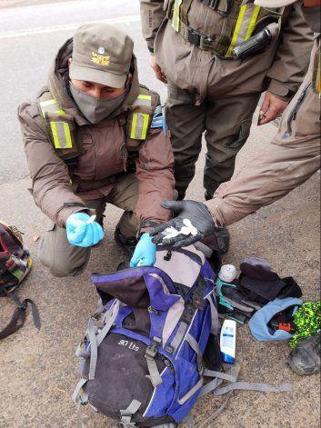 Detenidos con cocaína y marihuana camino a Junín de los Andes