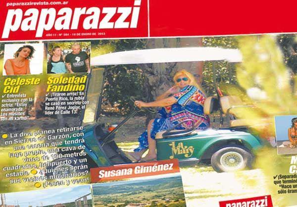 Paparazzi, gratis mañana con el diario