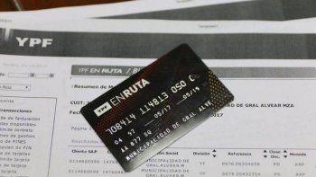 La defraudación es por realizar maniobras con dos tarjetas pertenecientes al programa YPF en Ruta.