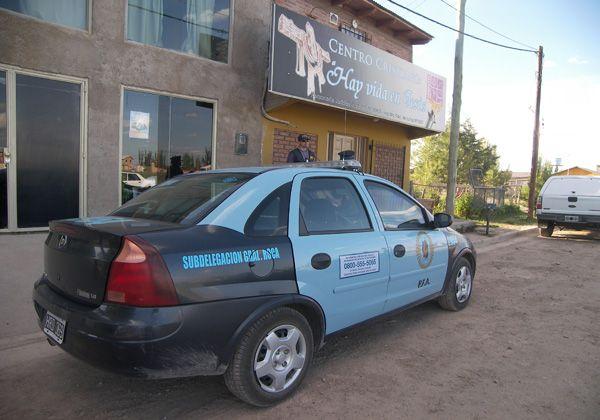 Decomisaron equipos de radio FM en Fernández Oro