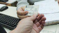 bajo la demanda para tramitar la licencia de conducir en cipolletti