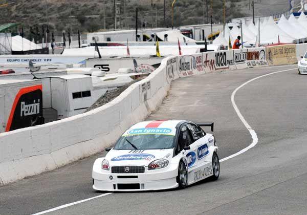 El TC2000 comienza a rugir en el Alto Valle