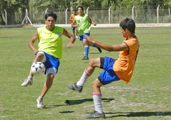 Argentino C, el domingo a las 18