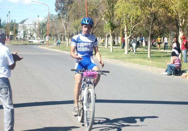 Festejo orense a puro ciclismo