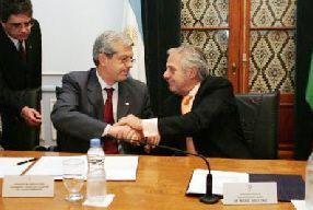 Se reúne el Gobernador con el Ministro de Agricultura
