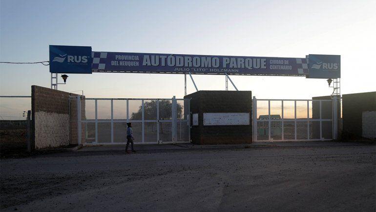 En Neuquén habilitaron, pero el autódromo de Centenario no abre