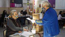 paso 2021: como se vivio la jornada electoral en cipolletti