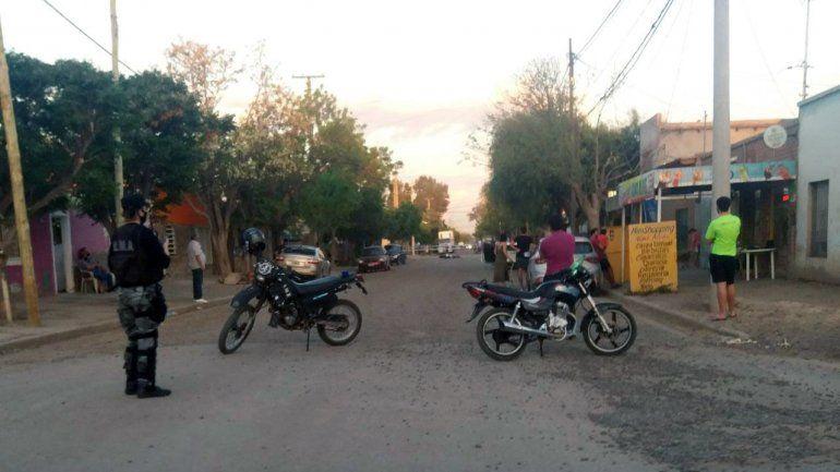 Detuvieron a un hombre por el homicidio en barrio Villarino